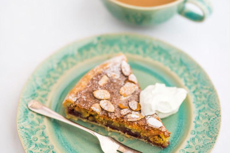 Birchover Bakewell tart