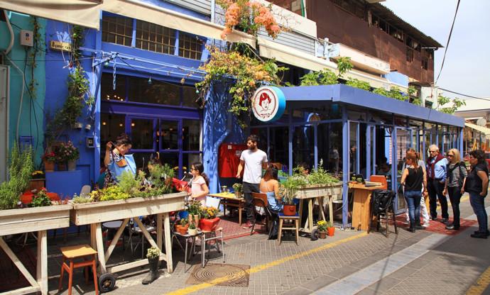 The best restaurants in Tel Aviv