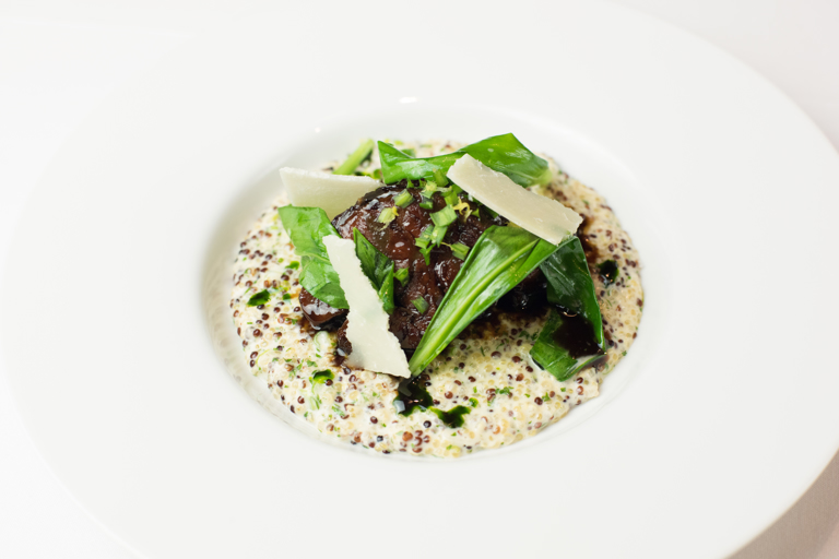 Beef shin recipe
