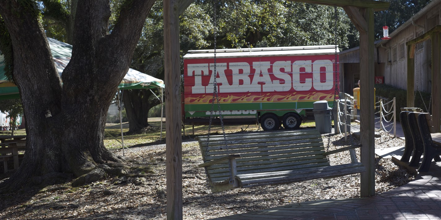 A hot time at the home of Tabasco