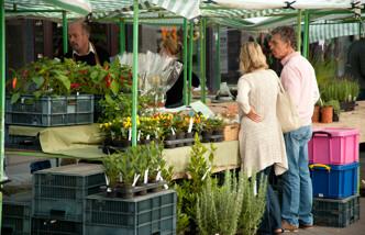 Briggate Farmers' Market