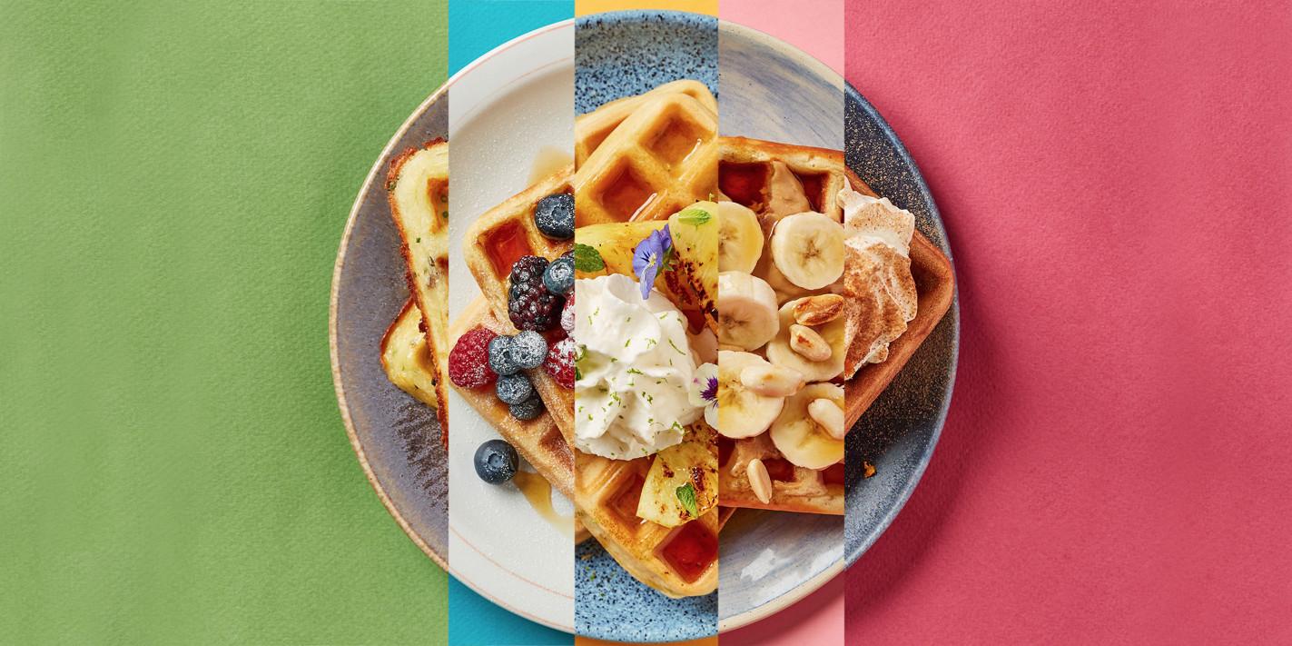 5 best waffles