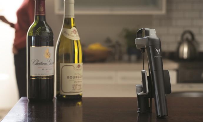 Coravin: any wine, any amount, any time