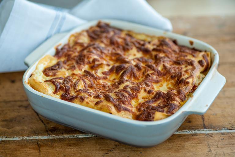 Vegetarian lasagne