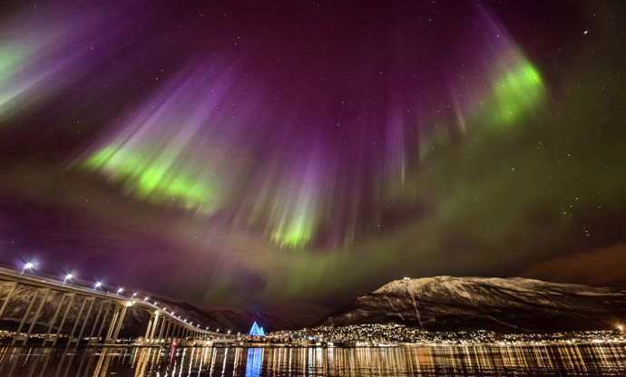 Northern Lights: where to eat and sleep in Tromsø