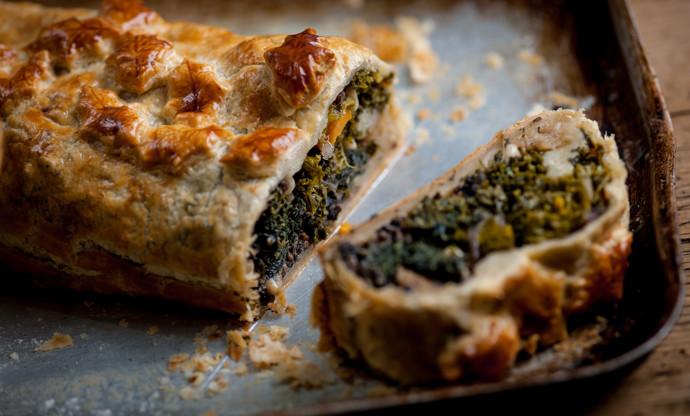 Pastry: A versatile vegetarian solution