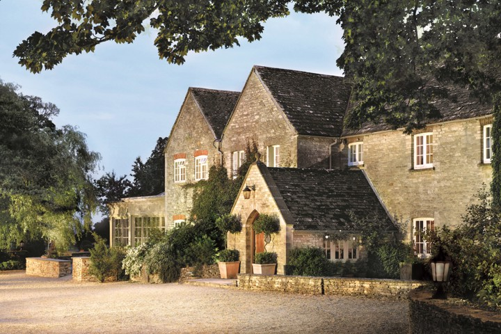 The Conservatory at Calcot Manor