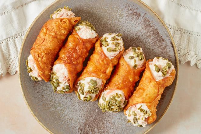 5 Parma ham canapés for the holidays