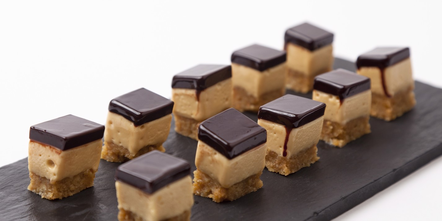 Chocolate petits fours recipes