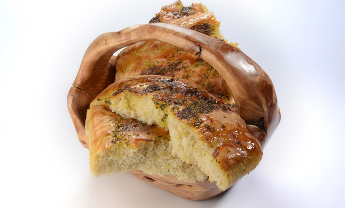 Tear and share bread