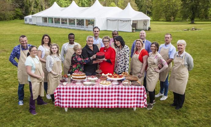 Great British Bake Off 2017
