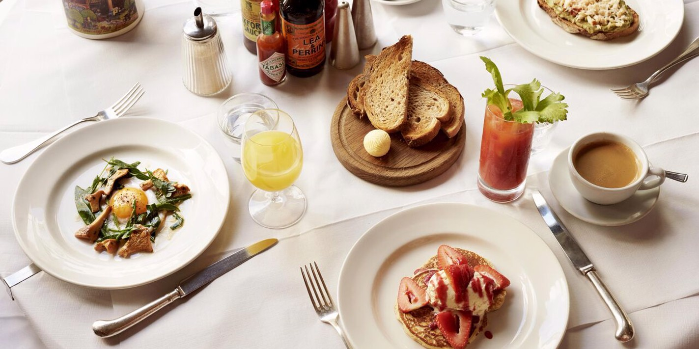 8 of the best brunches in London
