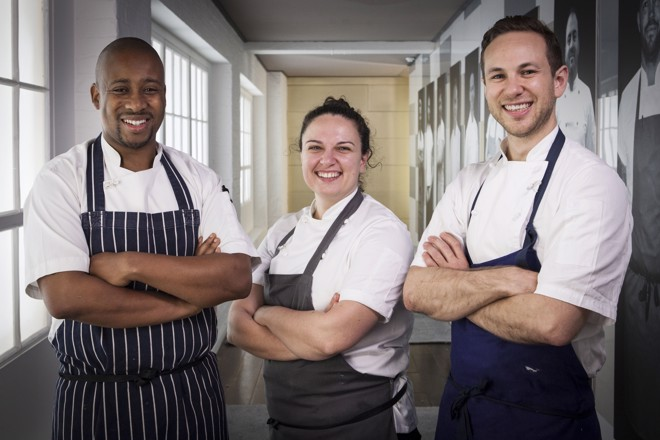 Great British Menu 2017: London and South East preview