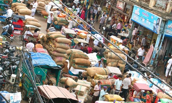 Shahjahanabad: a slice of living history