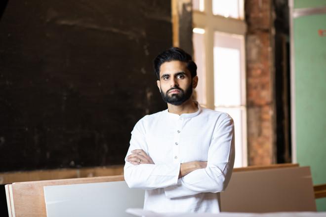 Chet Sharma on his debut restaurant Bibi