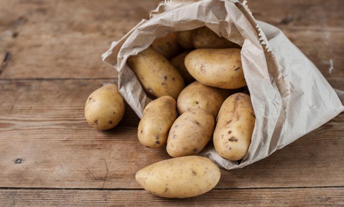 Waxy potatoes