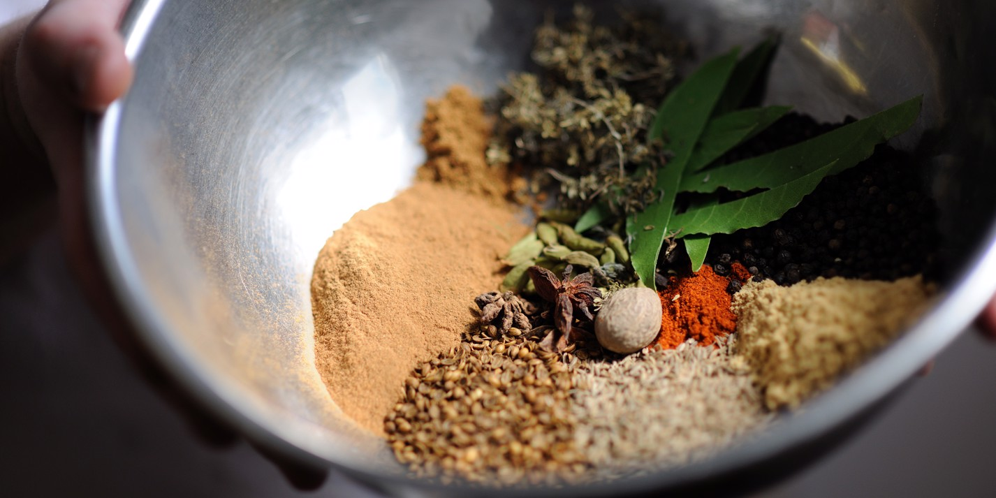 How to toast spices