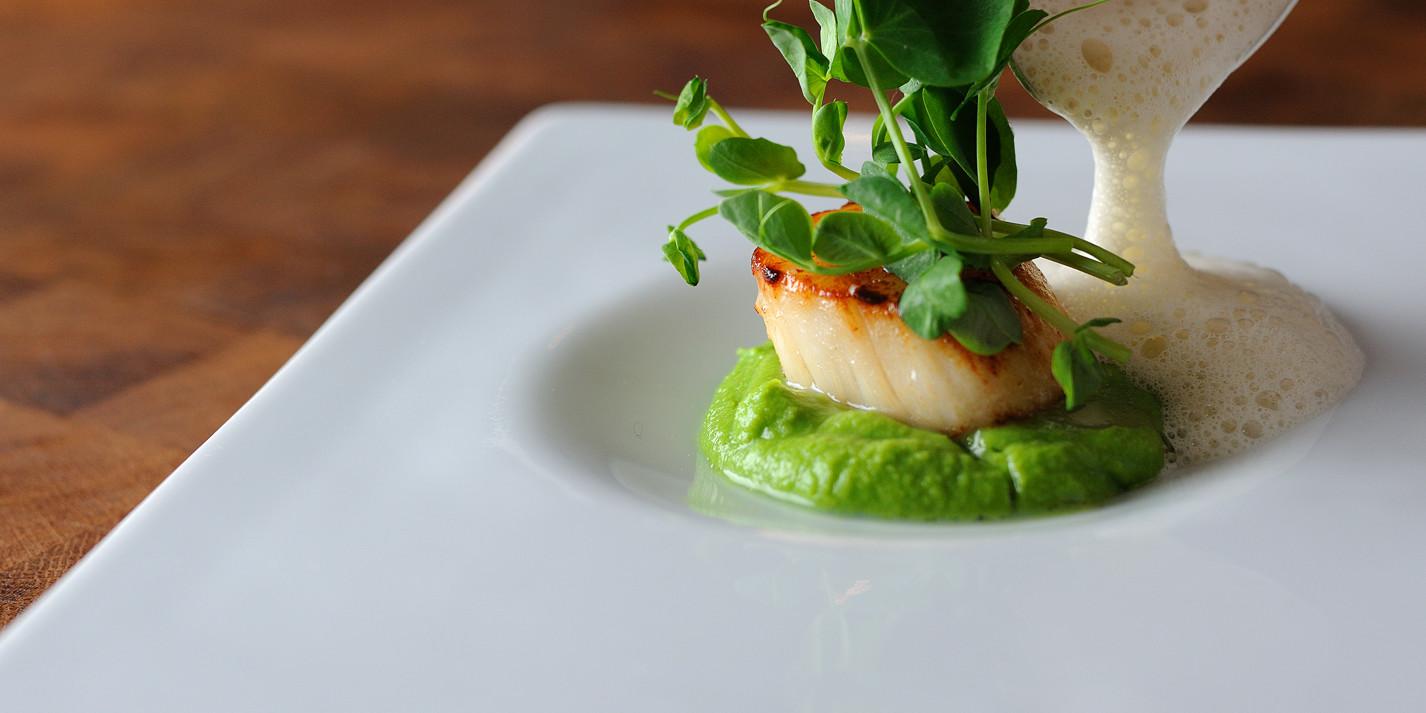 Seafood starter recipes