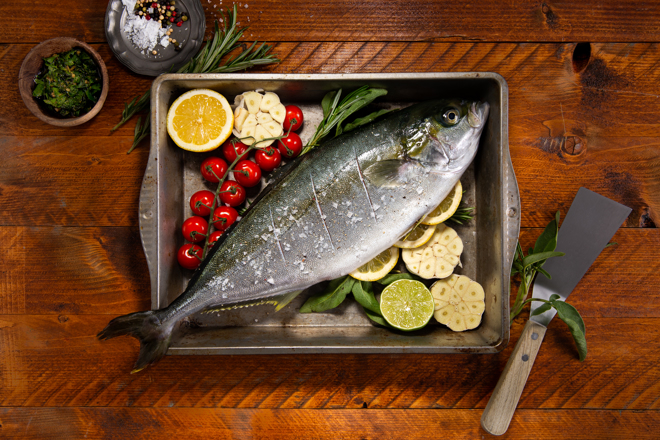 Dutch yellowtail: the super-sustainable, sashimi-grade fish coming to home kitchens