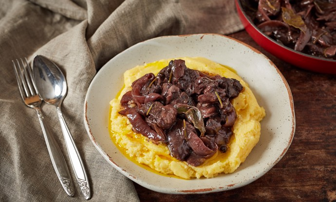 Carbonade Valdostana – Valle d'Aostan beef stew