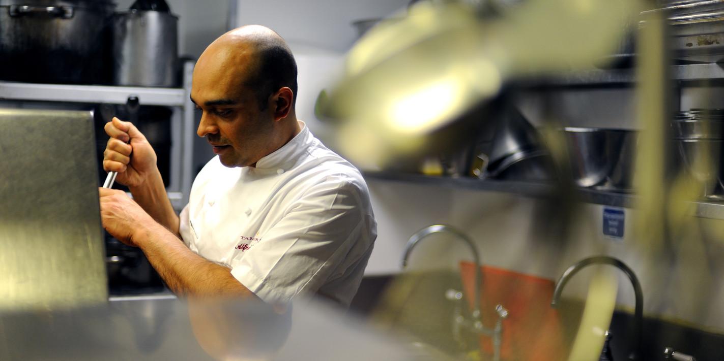 Alfred Prasad: my mother's prawn curry