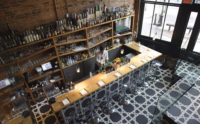 Cocktails in Canada: the Vancouver bar scene