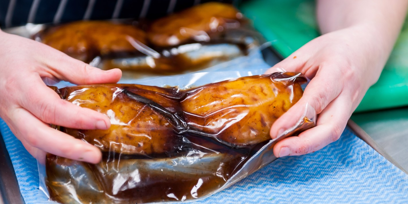 Top tips for sous vide cooking