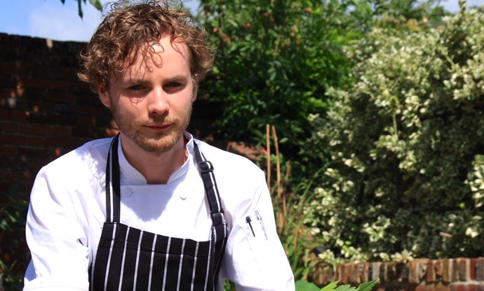 Ones to watch: Fred Clapperton