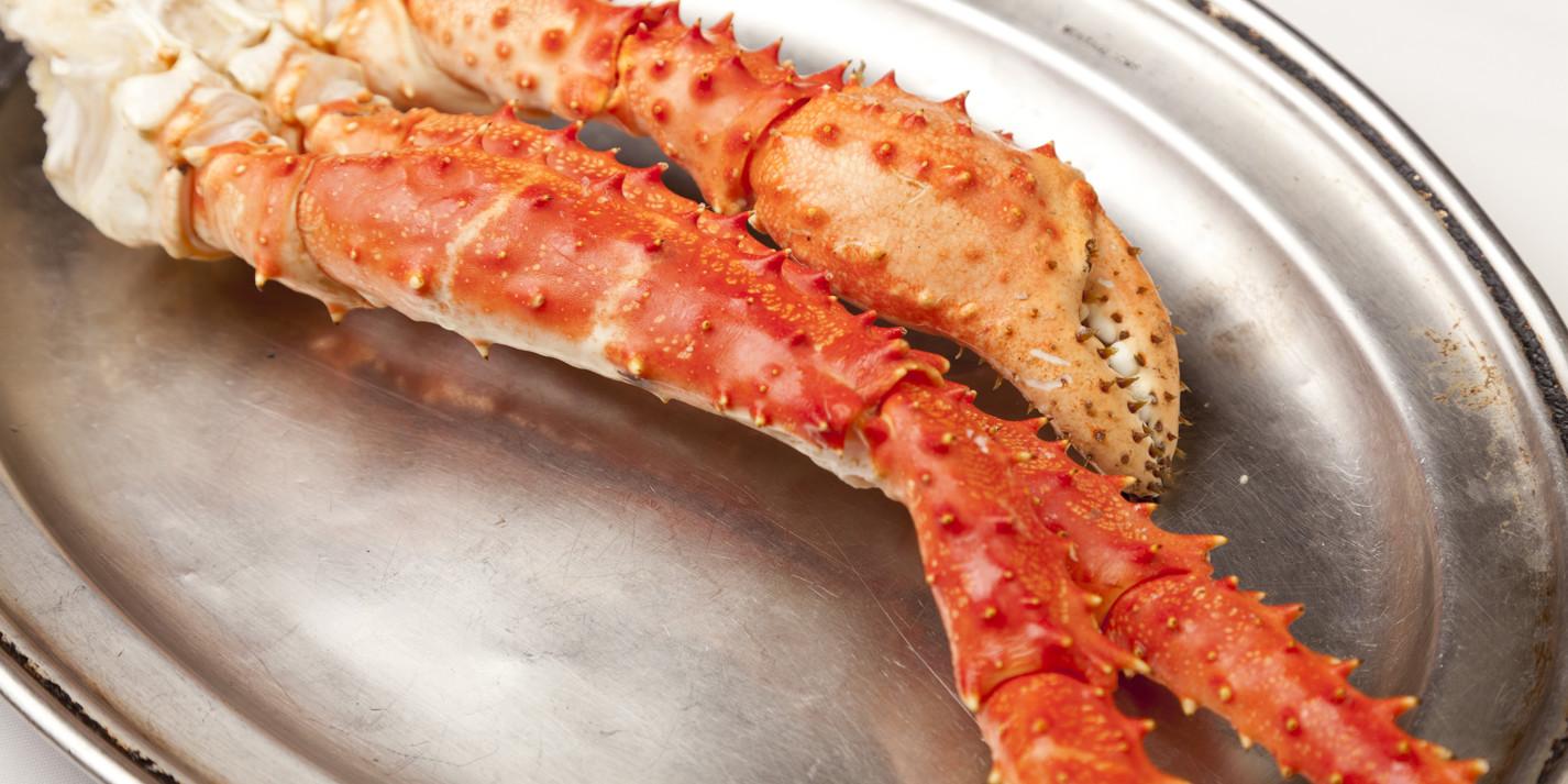 King crab recipes
