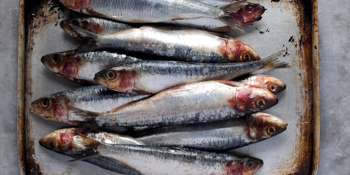 How to cook sardines sous vide