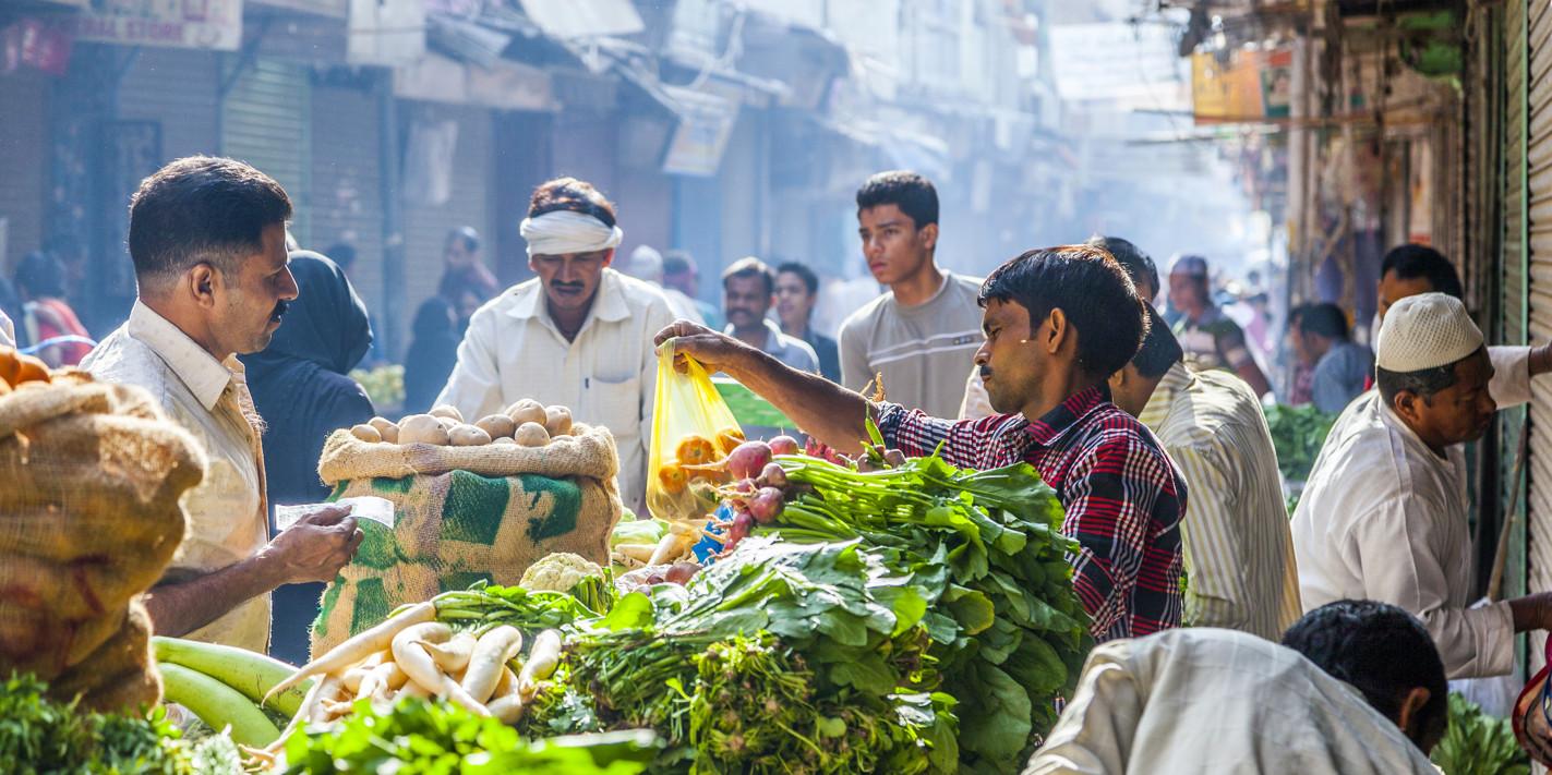 Delhi: India's capital of flavour