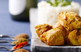 Chicken and spices