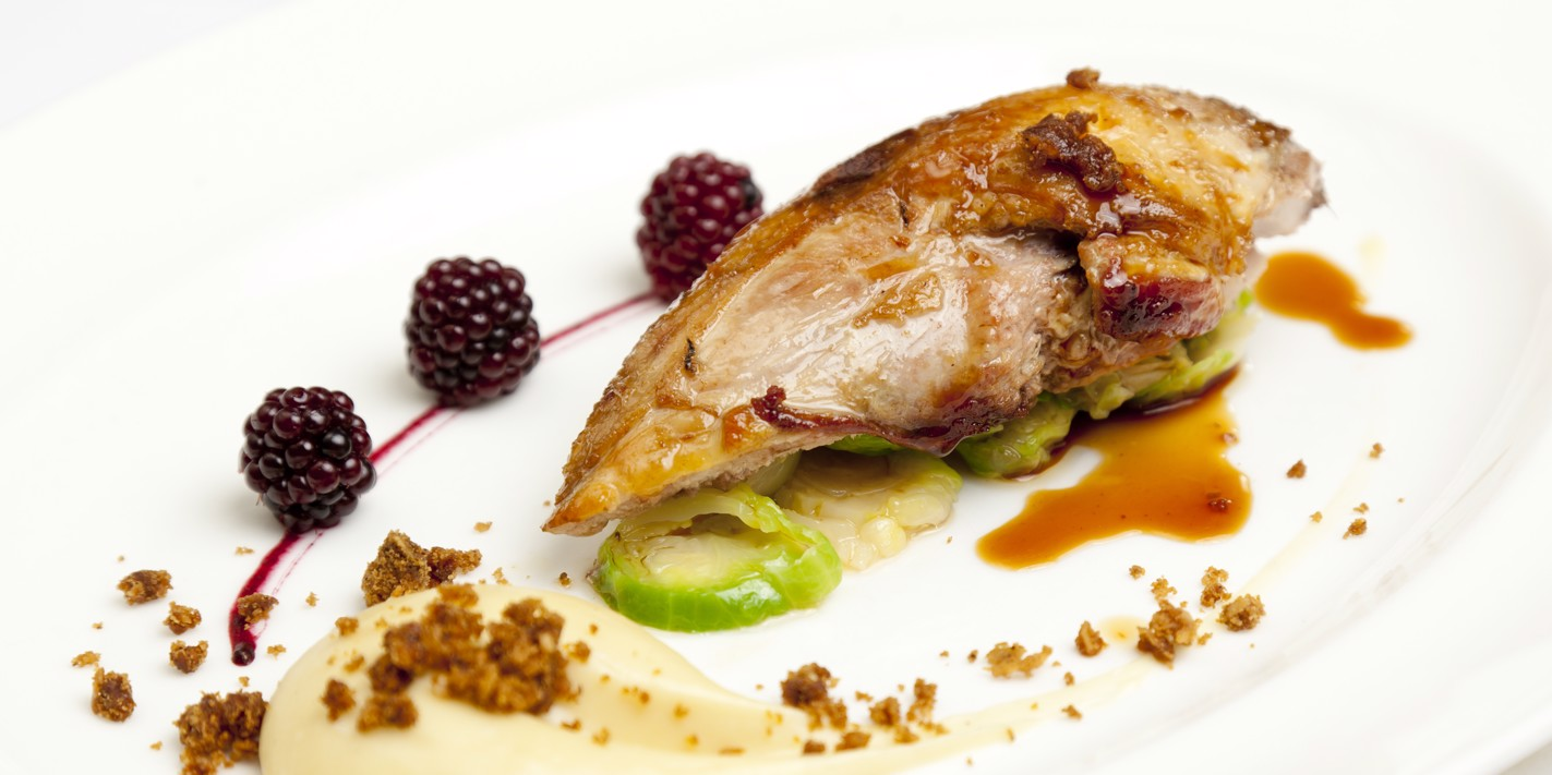 How to cook pheasant breast sous vide