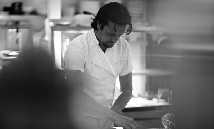 Michael Smith, chef at The Three Chimneys