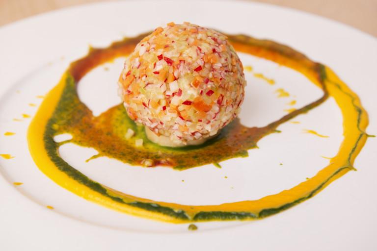 'Man shall not live by bread alone' – Panzanella salad