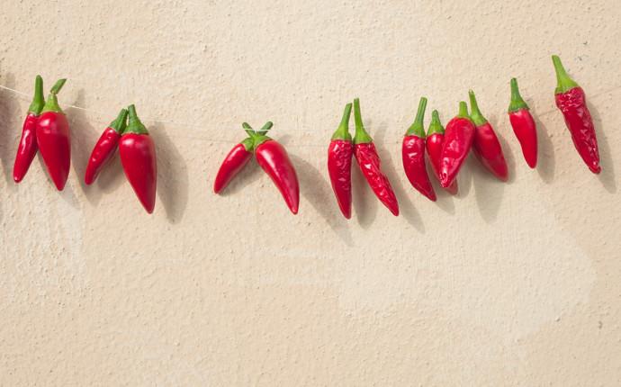 Diavolino: Abruzzo's chilli pepper