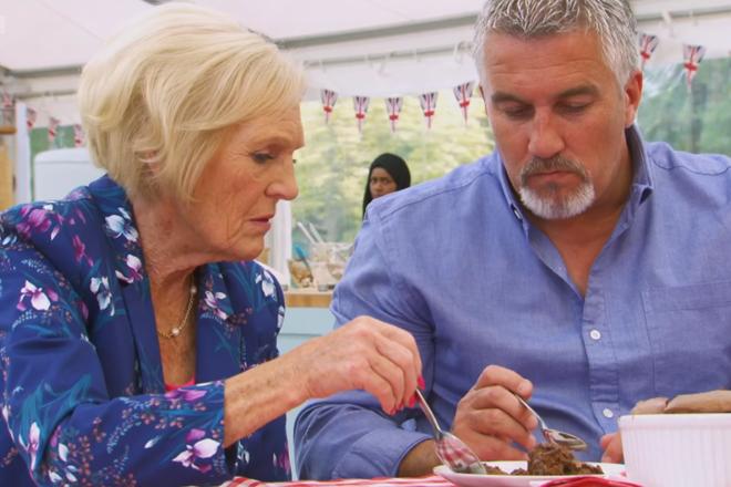 Great British Bake Off 2015, Week 9 - Chocolate Week