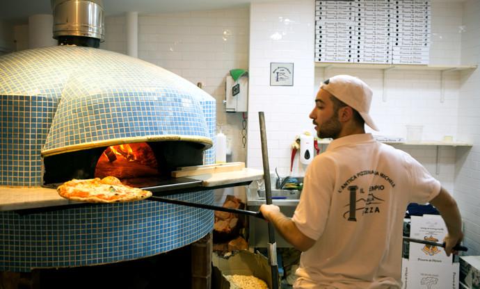 Neapolitan pizza-making: a UNESCO-recognised art