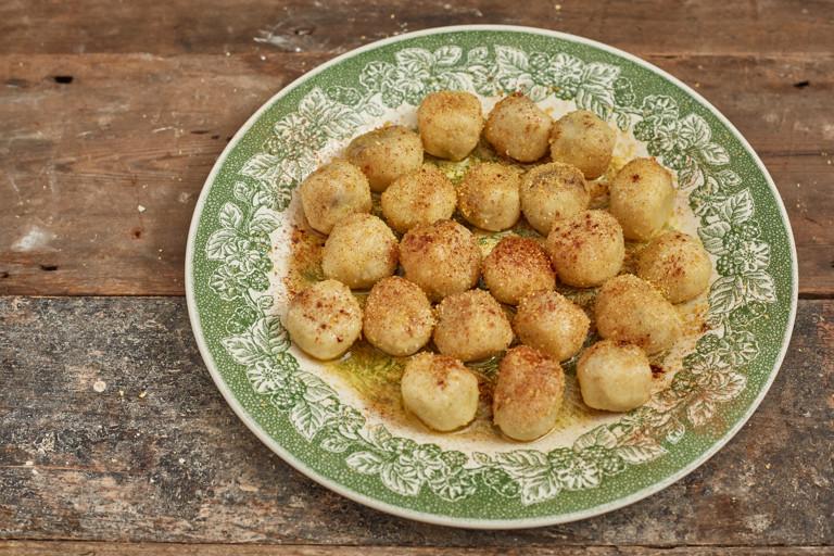 Gnocchi di prugne secche – sweet prune stuffed gnocchi