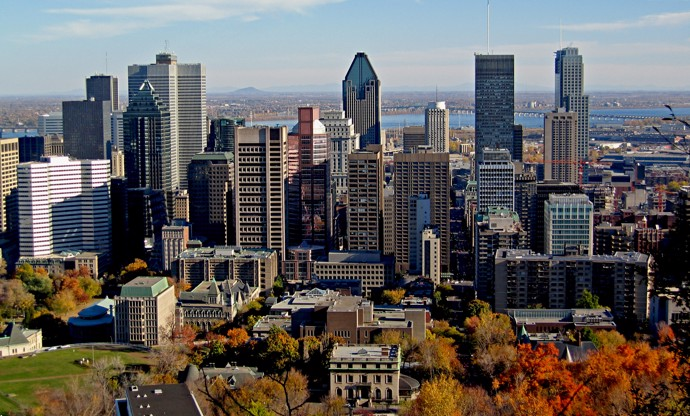 A foodie's guide to Montréal City