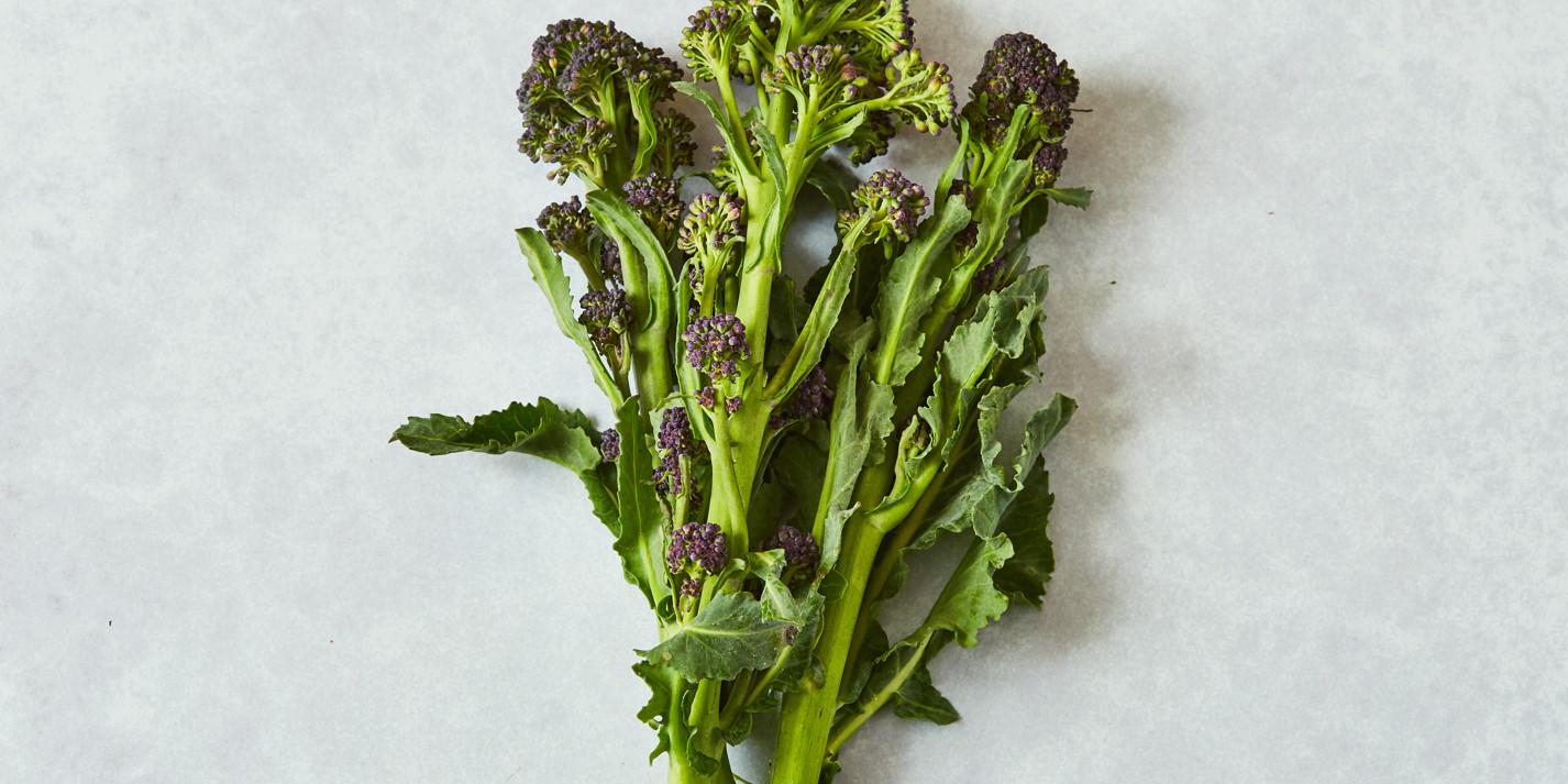 Purple sprouting broccoli recipes