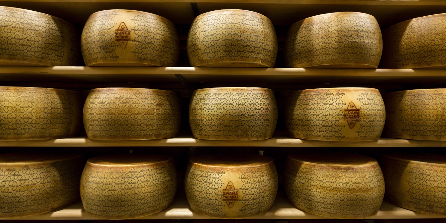 Grana Padano: Italy's big cheese