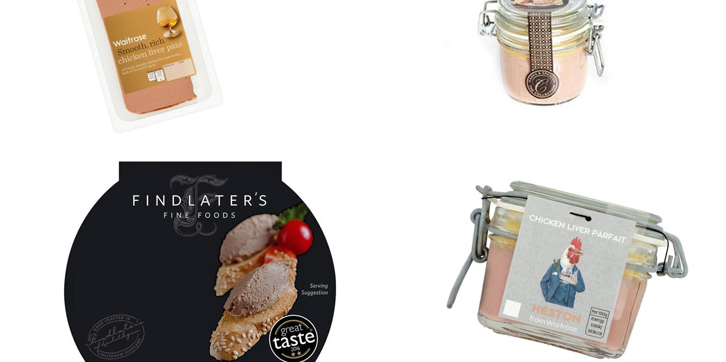 Taste test: the best chicken liver pâté for Christmas 2017