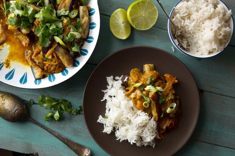 Mauritian fish curry (Cari Poisson)