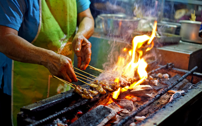 A guide to different types of barbecue