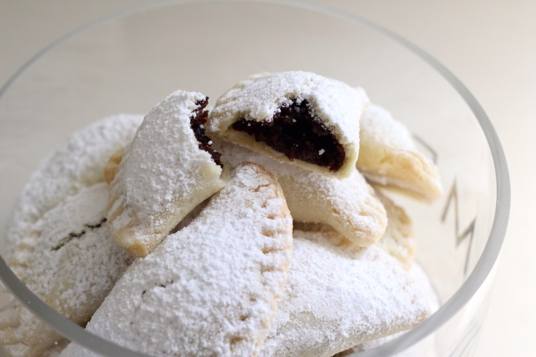 Cassatelle di Agira – Sicilian stuffed pastries