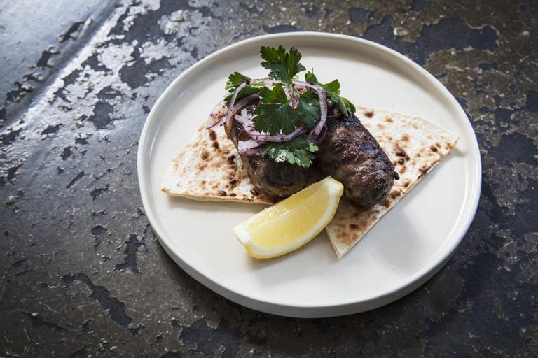Şeftali – Cypriot kebab