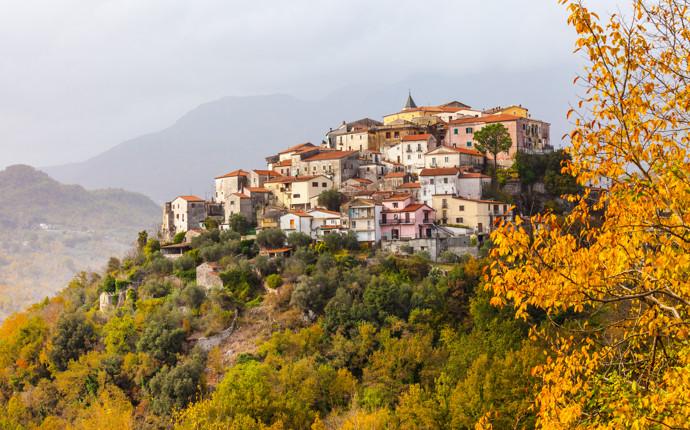 The story of La Signora di Conca Casale