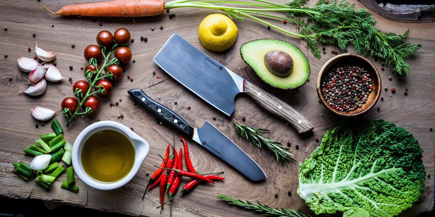 Savernake Knives: the future of knifemaking