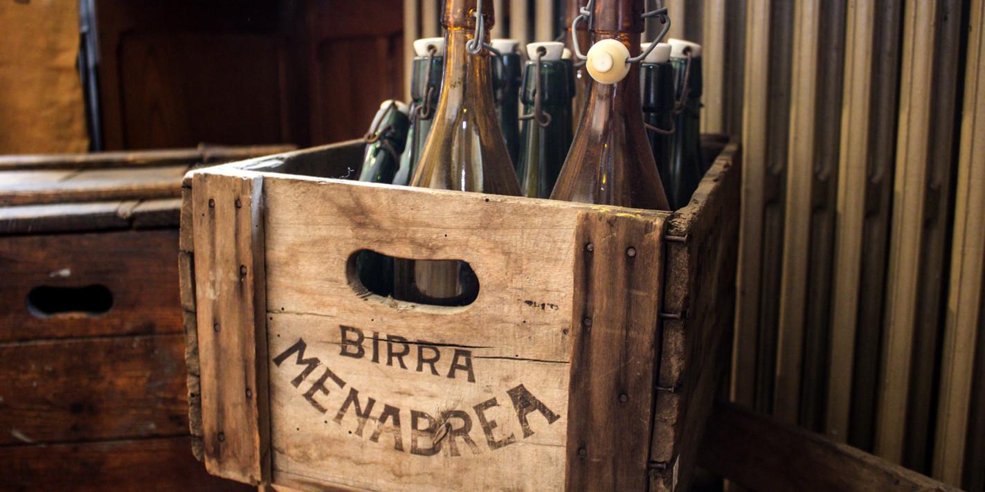 Menabrea: the beer from Biella